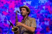 Bardentreffen 2014 - Ebo Taylor - Saxophone
