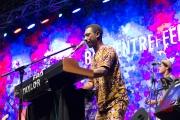 Bardentreffen 2014 - Ebo Taylor - Keyboard