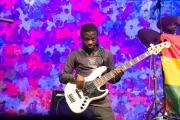 Bardentreffen 2014 - Ebo Taylor - Bass