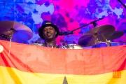 Bardentreffen 2014 - Ebo Taylor - Drums