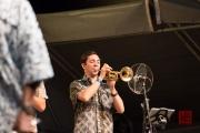 Bardentreffen 2014 - Ebo Taylor - Trumpet