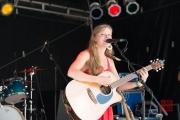 Bardentreffen 2014 - Elena Jank & The Acoustics - Elena Jank