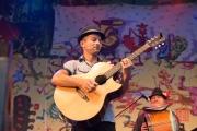 Bardentreffen 2014 - Hudaki Village Band - Vitalyk Kovach II