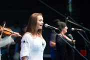 Bardentreffen 2014 - Hudaki Village Band - Kateryna Yarynych II