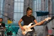 Bardentreffen 2014 - Island Jazz - Linley Marthe