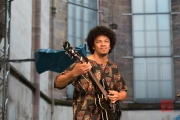 Bardentreffen 2014 - Island Jazz - Joel Rabesolo