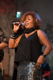 Bardentreffen 2014 - Island Jazz - Monika Njava I