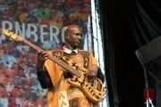 Bardentreffen 2014 - Habib Koite - Bass