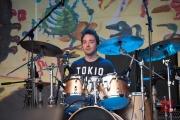 Bardentreffen 2014 - Nomfusi - Drums