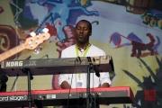 Bardentreffen 2014 - Nomfusi - Keyboard