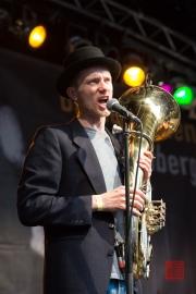 Bardentreffen 2014 - Kofelgschroa - Matthias