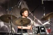 Bardentreffen 2014 - Dota & Band - Drums