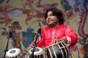 Bardentreffen 2014 - Harri Stojka India Express - Hafeez Ahmed Alvi