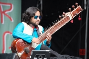 Bardentreffen 2014 - Harri Stojka India Express -