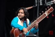 Bardentreffen 2014 - Harri Stojka India Express - Azeem Ahmed Alvi