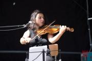 Bardentreffen 2014 - Mikail Aslan Ensemble - Violin