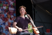 Bardentreffen 2014 - Mikail Aslan Ensemble - Contrabass