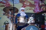 Bardentreffen 2014 - Tamikrest - Ibrahim Ag Ahmed Salam