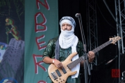 Bardentreffen 2014 - Tamikrest - Cheick Ag Tiglia