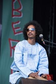 Bardentreffen 2014 - Tamikrest - Aghaly Ag Mohamedine