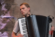 Bardentreffen 2014 - Die Grenzgaenger - Felix Kroll