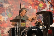 Bardentreffen 2014 - Yasmine Hamdan - Drums