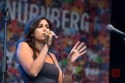 Bardentreffen 2014 - Yasmine Hamdan - Yasmine I