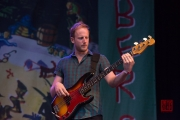Bardentreffen 2014 - Billy Bragg - Bass I