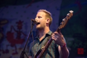 Bardentreffen 2014 - Billy Bragg - Bass II