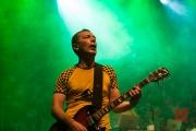 Bardentreffen 2014 - Dubioza Kolektiv - Armin Busatlic II