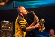 Bardentreffen 2014 - Dubioza Kolektiv - Mario Sevarac II