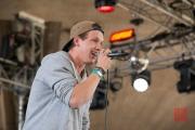 Brueckenfestival 2014 - Flying Penguin - Lenz Franzke III