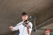 Brueckenfestival 2014 - Flying Penguin - Julian Blumenthaler II