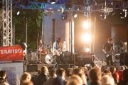 Brueckenfestival 2014 - The Johnny Komet