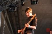 Brueckenfestival 2014 - The Johnny Komet - Michael III