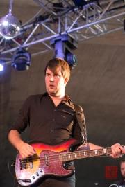 Brueckenfestival 2014 - The Johnny Komet - Michael II