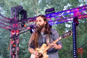 Brueckenfestival 2014 - The Johnny Komet - Oezguer III