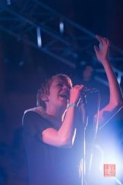 Brueckenfestival 2014 - Hundreds - Eva Milner III