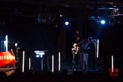Brueckenfestival 2014 - Hundreds