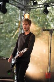 Brueckenfestival 2014 - Farewell Dear Ghost - Alex Hackl I