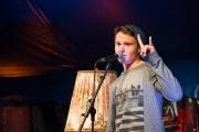 Brueckenfestival 2014 - Poetry Slam - Dominik Erhardt I