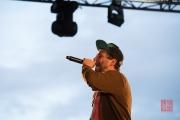 Brueckenfestival 2014 - Damion Davis III