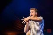 Brueckenfestival 2014 - Poetry Slam - Philipp Potthast II
