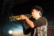 Brueckenfestival 2014 - Blaudzun - Jan II