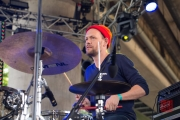 Brueckenfestival 2014 - Bambi Davidson - Hans Fuss II