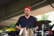 Brueckenfestival 2014 - Bambi Davidson - Hans Fuss I