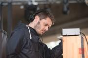 Brueckenfestival 2014 - Bambi Davidson - Lars Fischer I