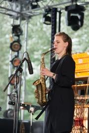 Brueckenfestival 2014 - Bambi Davidson - Sofia Fuss II