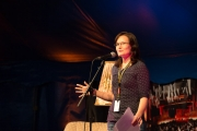 Brueckenfestival 2014 - Poetry Slam - Riccarda Schmitt