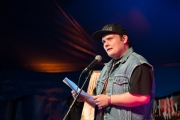 Brueckenfestival 2014 - Poetry Slam - Martin Hoenl